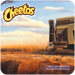PaxToy 16 Повозка на поле