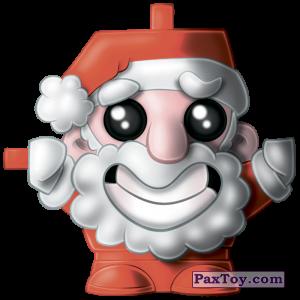 PaxToy.com  Фигурка 02 Санта-с-Усанта из Белмаркет: Стакерз