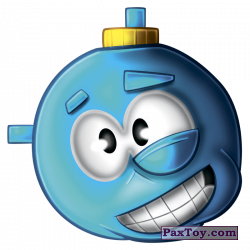 PaxToy 07 Синеглазкин