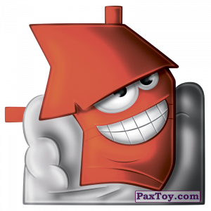 PaxToy.com - 08 Хлопушкин из Гиппо: Стакерз