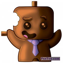 PaxToy 12 Пряникович