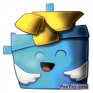 PaxToy.com  Фигурка 14 Подарункина из Белмаркет: Стакерз