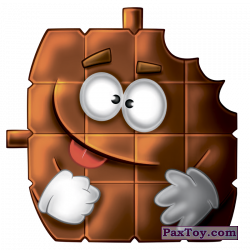 PaxToy 16 Шоколадкин