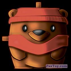 PaxToy 21 Медвежик
