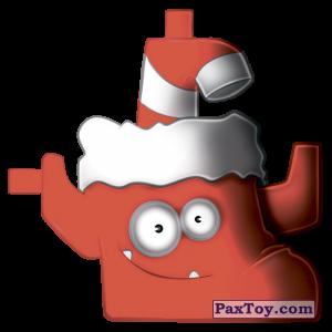 PaxToy.com  Фигурка 24 Гостинчкин из Белмаркет: Стакерз