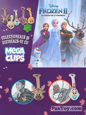 PaxToy Mega Image: Mega Clips Frozen II