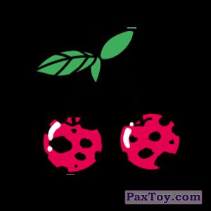 PaxToy.com - 01 Гепардовые Вишни из Cheetos: Неоновые стикеры
