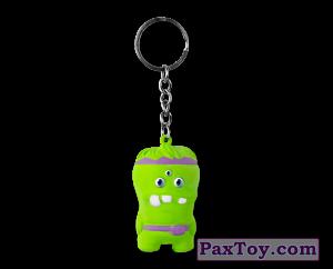 PaxToy.com - 02 Бібер из Сильпо: Льорки брелки