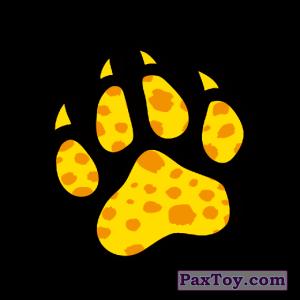PaxToy.com - 05 След лапы из Cheetos: Неоновые стикеры