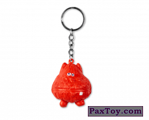 PaxToy.com - 08 Чубарик из Сильпо: Льорки брелки