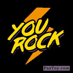 PaxToy.com - 09 You Rock из Cheetos: Неоновые стикеры
