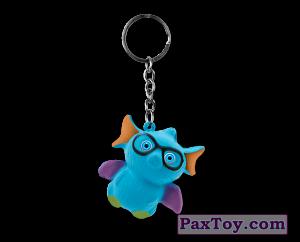 PaxToy.com - 10 Гугляр из Сильпо: Льорки брелки