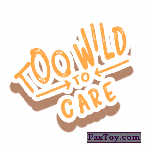 PaxToy.com - 18 Too Wild To Care из Cheetos: Неоновые стикеры