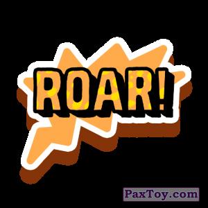 PaxToy.com - 19 Roar! из Cheetos: Неоновые стикеры