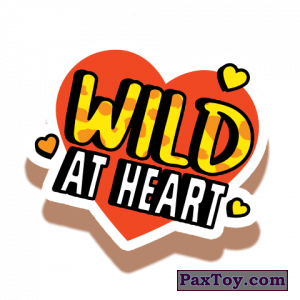 PaxToy.com - 24 Wild At Heart из Cheetos: Неоновые стикеры