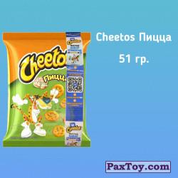 PaxToy Cheetos   2019 Неоновые стикеры   05