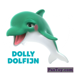 PaxToy 01 Dolly Dolfijn