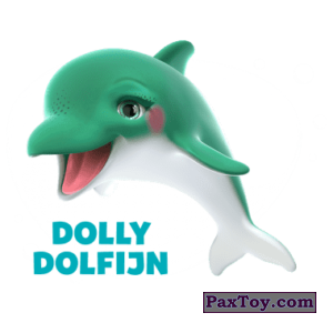 PaxToy.com - 01 Dolly Dolfijn из Lidl: Aqua Mini's