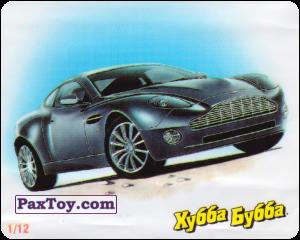 01 / 12 Aston Martin Vanquish