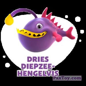 PaxToy.com - 02 Dries Diepzee-Hengelvis из Lidl: Aqua Mini's