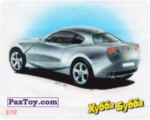 02 / 12 BMW X-Coupe 2001