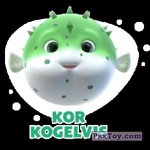 PaxToy.com - 04 Kor Kogelvis из Lidl: Aqua Mini's