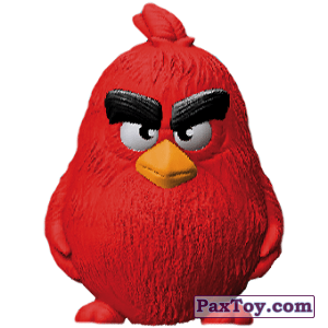 PaxToy.com  Фигурка 07 RED из SPAR: Angry Birds 2