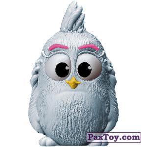 PaxToy.com  Фигурка 09 SILVER из SPAR: Angry Birds 2