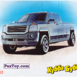 PaxToy 10 of 12 Pickup GMC Terradyne 2000