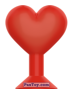 PaxToy.com  Stikeez, Прилипалы 16 ЛЮБАНЯ из Слата: Emoji мания