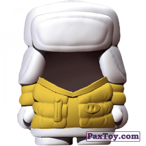 PaxToy.com - 17 costume05 Dad из SPAR: Angry Birds 2