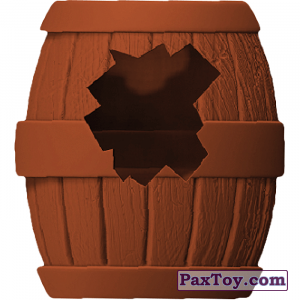 PaxToy.com - 19 costume07 Barrel из SPAR: Angry Birds 2