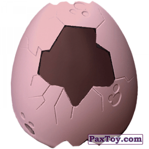 PaxToy.com - 20 costume08 Pink eggshell из SPAR: Angry Birds 2