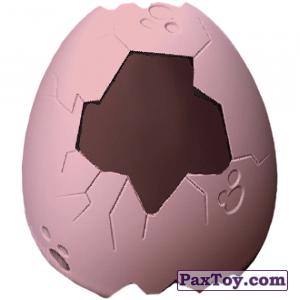 20 costume08 Pink eggshell