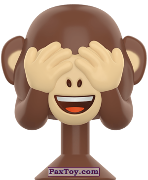 PaxToy.com - 22 МАКАКОА из Слата: Emoji мания