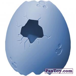 PaxToy.com - 24 costume12 Prehistoric eggshell из SPAR: Angry Birds 2