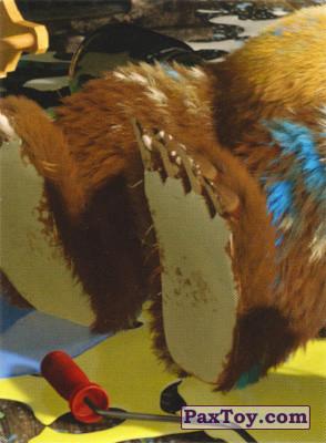 PaxToy.com  Наклейка / Стикер 28 Май 4 из 6 из Лента: Маша и медведь в Ленте