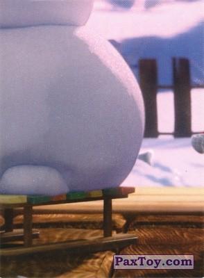 PaxToy.com  Наклейка / Стикер 71 Декабрь 5 из 6 из Лента: Маша и медведь в Ленте