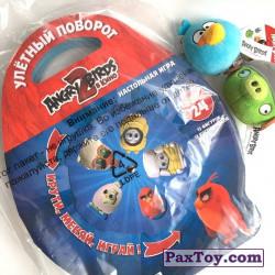 PaxToy Spar   2019 Angry Birds 2   05 Пенал