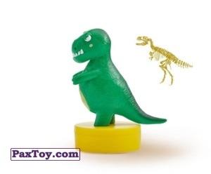 01 Tyranozaur Tyrek