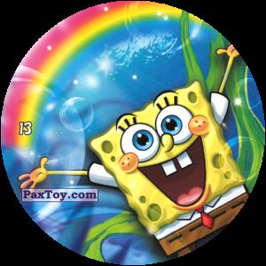 PaxToy.com - 013 Радуга счастья из Chipicao: Sponge Bob