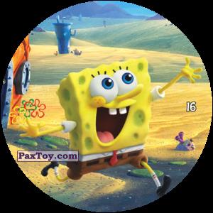 PaxToy.com - 016 Счастливый ГубкаБоб из Chipicao: Sponge Bob