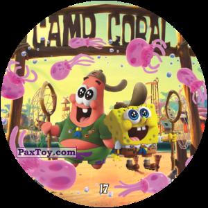 PaxToy.com - 017 Удивленные ловцы медуз из Chipicao: Sponge Bob