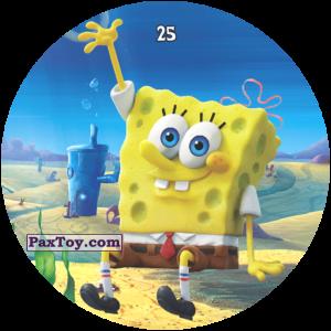 025 SpongeBob SquarePants передает привет