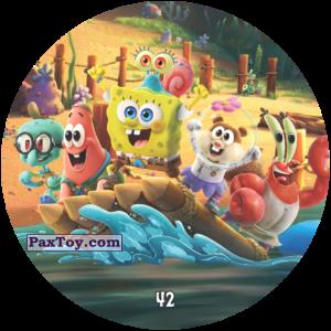 PaxToy.com - 042 Маленький Губка Боб и его Друзья из Chipicao: Sponge Bob