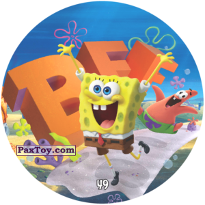 PaxToy.com - 049 BFF из Chipicao: Sponge Bob