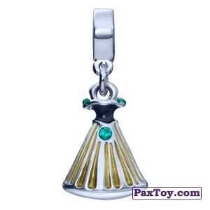 PaxToy.com - 07 Стильный шарм-наряд Анны во время коронации! из Корона: «Холодное сердце» Коллекция шармов от всего сердца