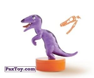 PaxToy.com - 08 Welociraptor Welcia из Lidl: Lidlozaury