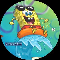 PaxToy 080 Губка Боб катается на волнах