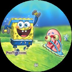 PaxToy 084 Губка Боб на пробежке